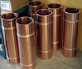 16-Oz Copper Rolls