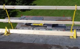 ACRO 12070 Steep Slope Safety Rail Box of Six