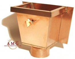 AMG Cologne Copper Conductor Head