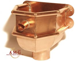 AMG Duesseldorf Copper Conductor Head