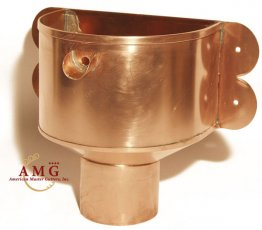 AMG Hamburg Copper Conductor Head