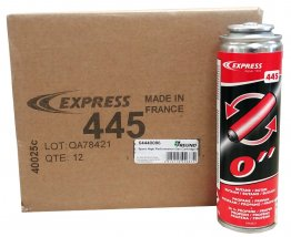 Express Gas Canisters 12 Pack
