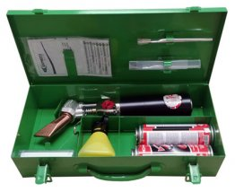 Freund Express Portable Soldering Kit 66440000