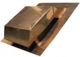 Salvo #502 Copper Roof Vents