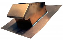 Salvo #503 Copper Roof Vents