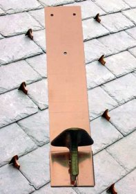 Mullane 100S bronze snow guard