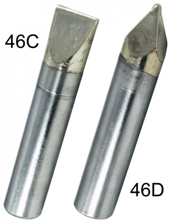 American Beauty #3198 550-Watt Iron soldering tips at the Slate Roof Warehouse