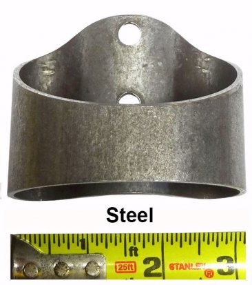 PD80 Pad-Style Steel