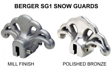 Berger Snow Meister SG1 Snow Guard