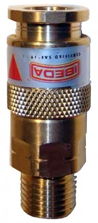 Express Model 66640001 Quick Connector For Propane Soldering Irons