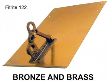 Fitrite 122BR 2-Pipe Snow Rail Brackets