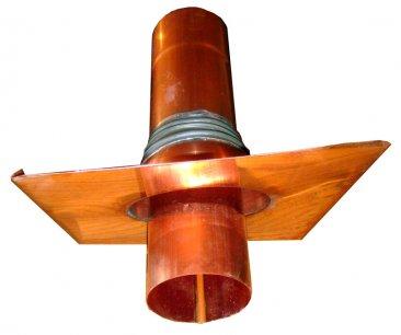 31361100 Copper Pipe Flashing