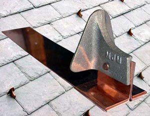Mullane 200S standard bronze snow guard at the Snow Guard Warehouse