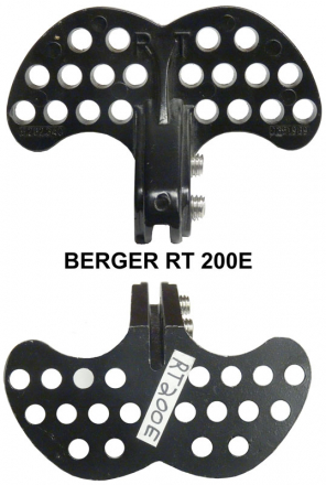 Berger RT 200E Snow Guards