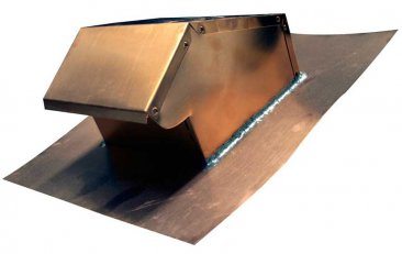 Copper Roof Vent - Salvo #503