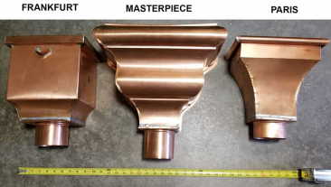AMG Masterpiece Copper Conductor Head