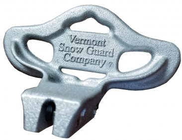 Vermont Snow Guards Gt Standing Seams Gt Slate Roof Warehouse